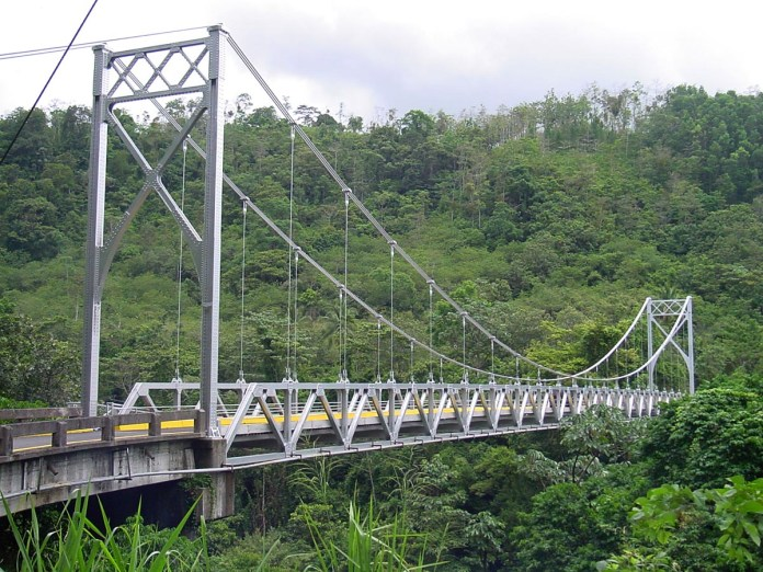 Puente Peñas Blancas