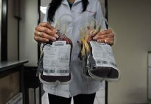 Hospital San Carlos, donar sangre