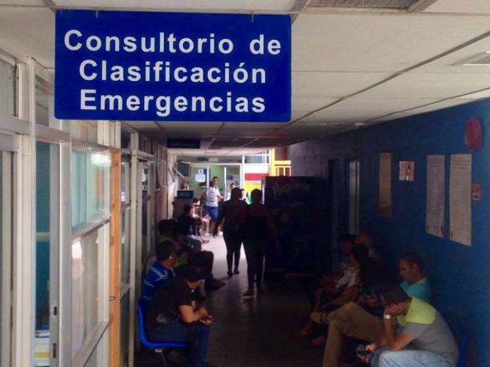 Emergencias, Hospital San Carlos