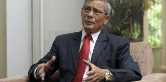 El Fiscal Jorge Chavarría habla sobre el Crimen Organizado en San Carlos