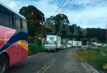 Ruta 141 (Sector San Carlos - Naranjo)