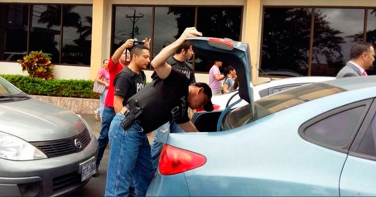 Celso Gamboa asegura que no intervino a favor del alcalde de San Carlos