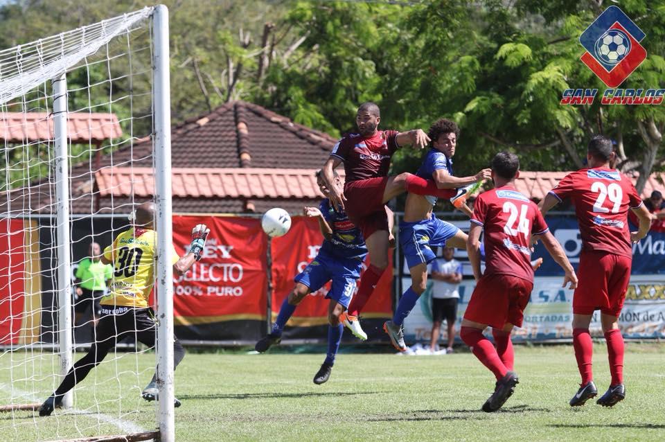 San Carlos cae en Jicaral y deja ir el título de apertura