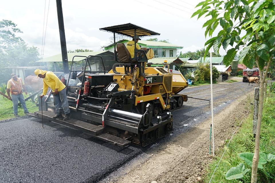 San Carlos sumará 62 kilómetros a su red de caminos en asfalto