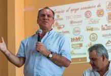 Alcalde Alfredo Córdoba