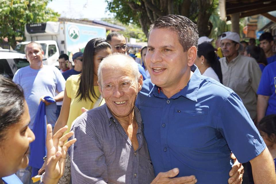 Fabricio Alvarado trae su Caravana del Sol a San Carlos este fin de semana