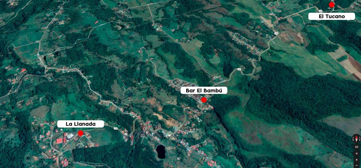 Cerrarán por 9 horas el paso entre La Llanada y San Juan de Ciudad Quesada este jueves