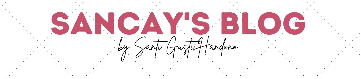 Sancay's Blog