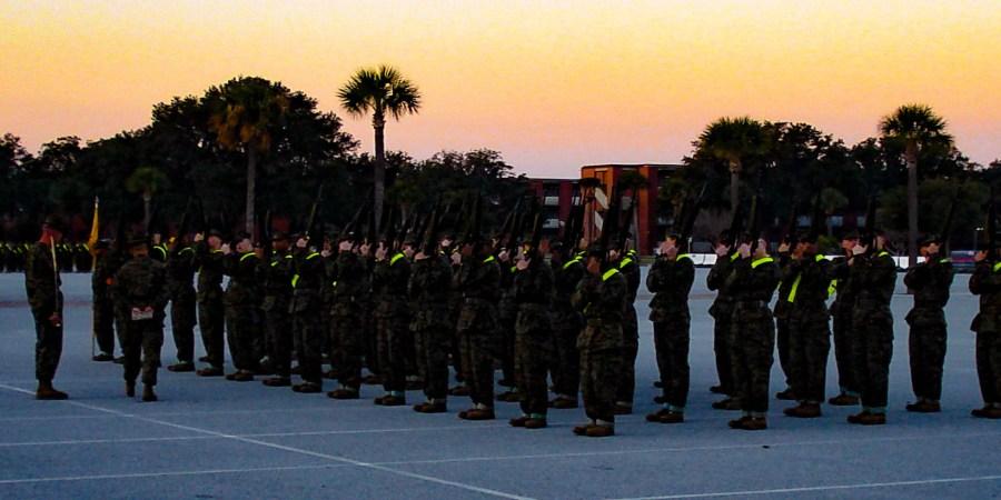 USMC Recruit Depot--Parris Island