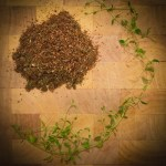 How to make your own Za'atar
