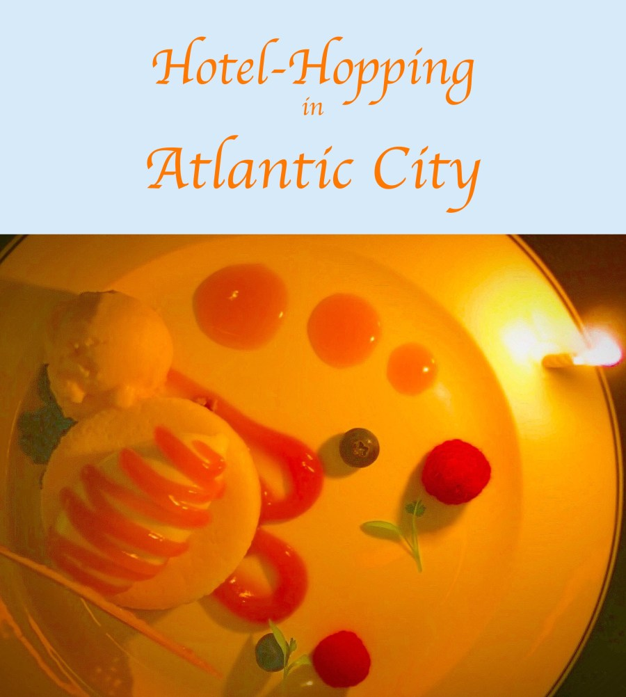 Atlantic City hotels are upping their game.