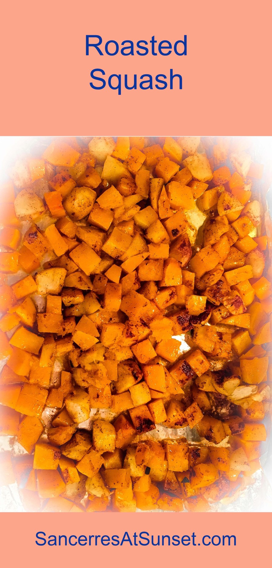 Oven-Roasted Butternut Squash with Apples