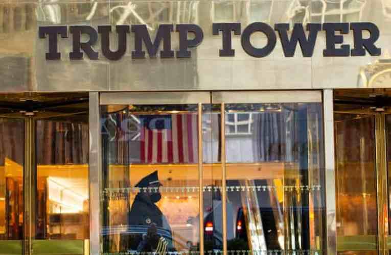 Trump demanda a la ciudad de Nueva York.