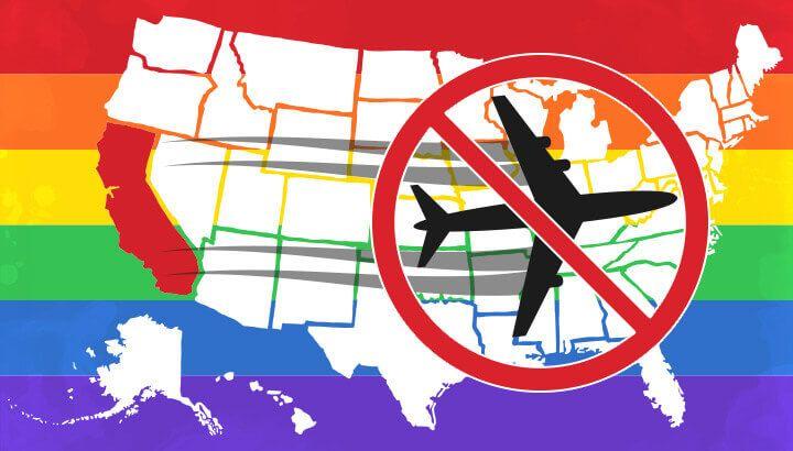 La independencia de California y las enemistades estatales.