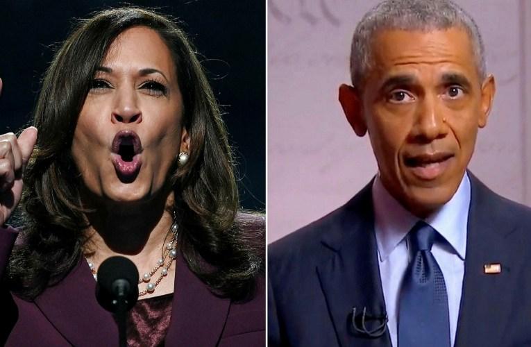Obama, Pelosi y Harris: las saetas del desengaño.