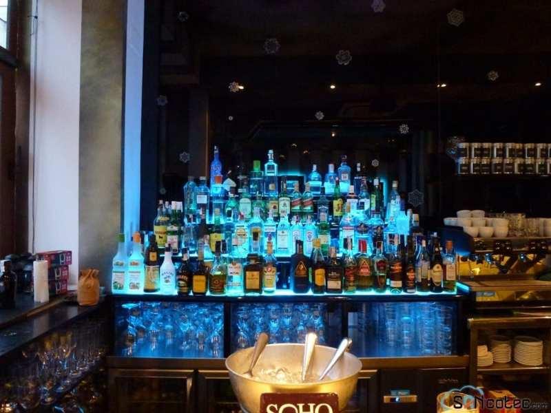 Soho Cocktail Bar - SANcotec
