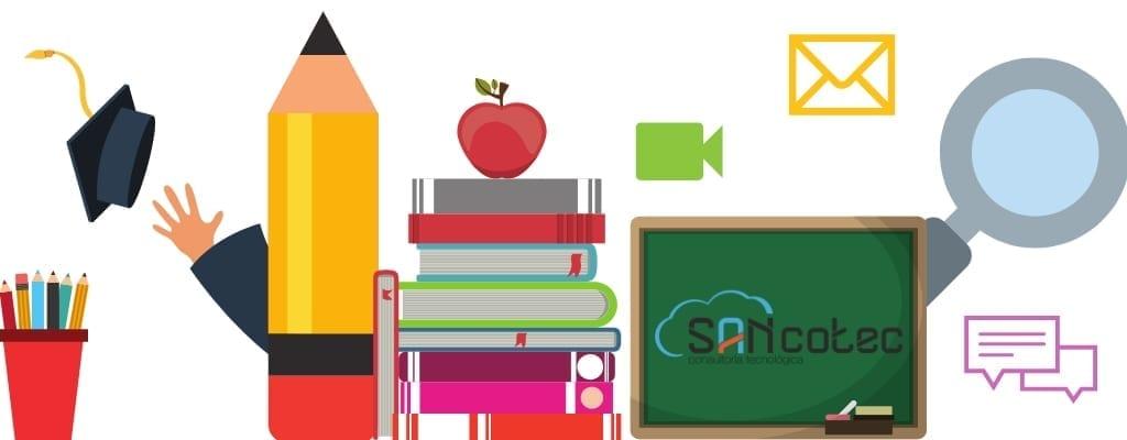 Soluciones Tecnologicas Integrales para Educación