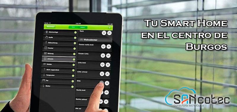 Smart Home en Burgos