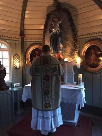Mass in Unterberg