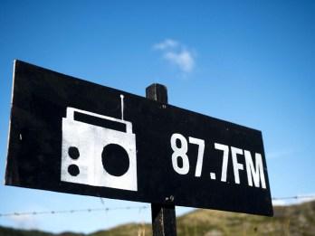 The Dark Outside FM. Image: Alison Boyes