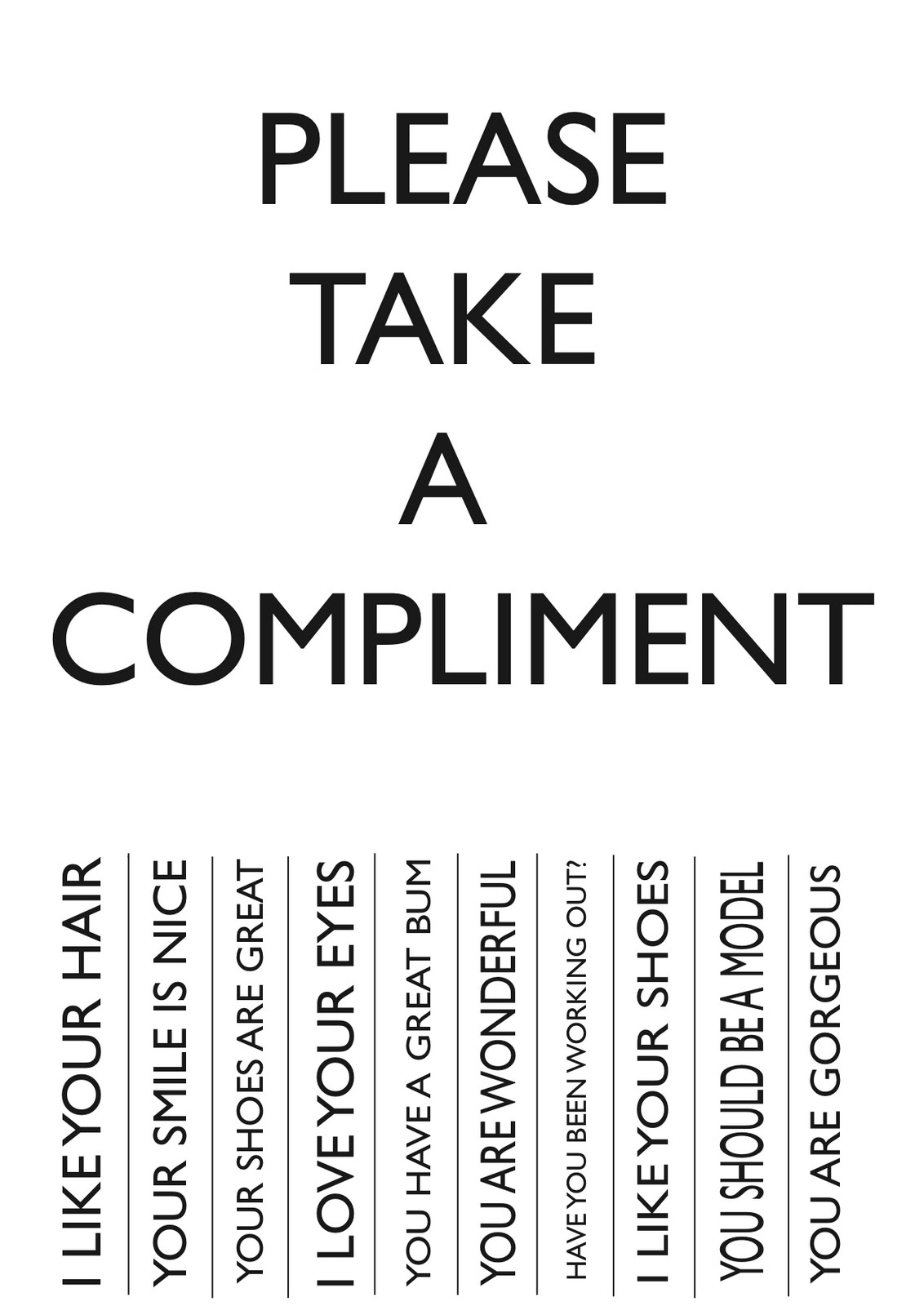 Can You Accept A Compliment The Power Of Thank You