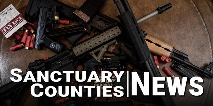 Sanctuary Counties News