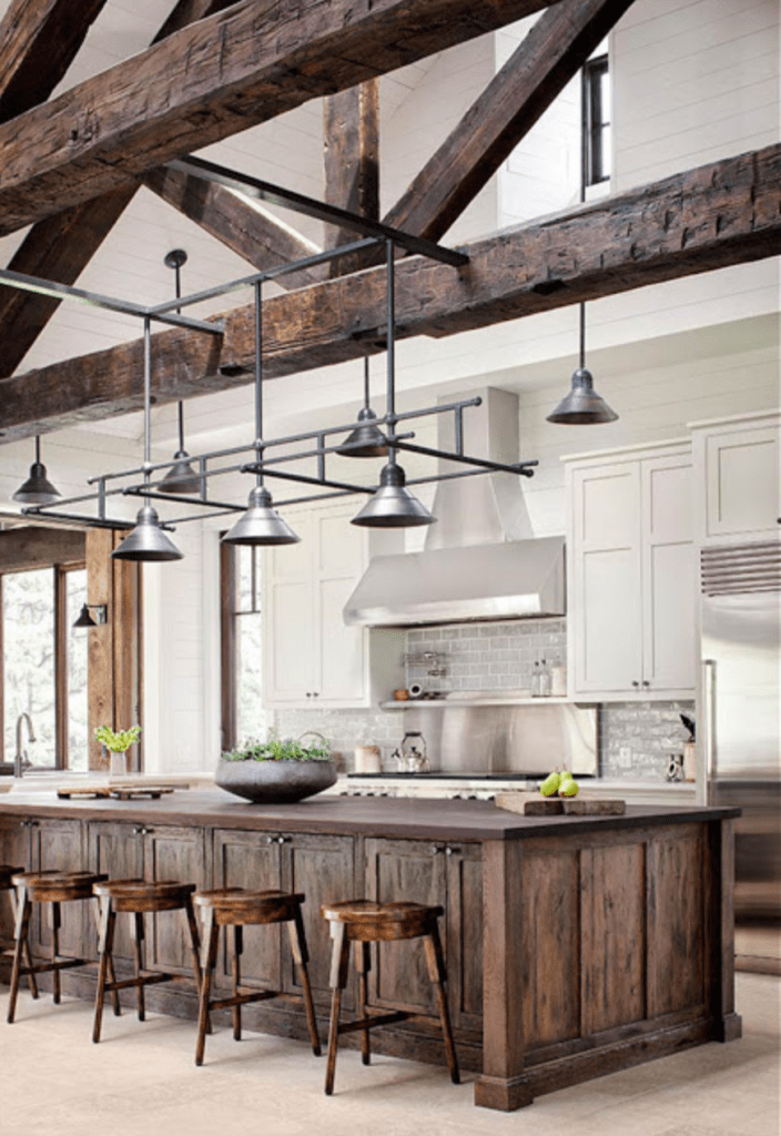The 15 Most Beautiful Kitchens on Pinterest - Sanctuary ... on Beautiful Kitchen  id=17064