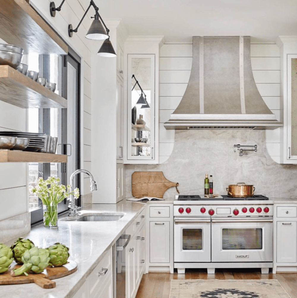 The 15 Most Beautiful Kitchens on Pinterest - Sanctuary ... on Beautiful Kitchen  id=90072
