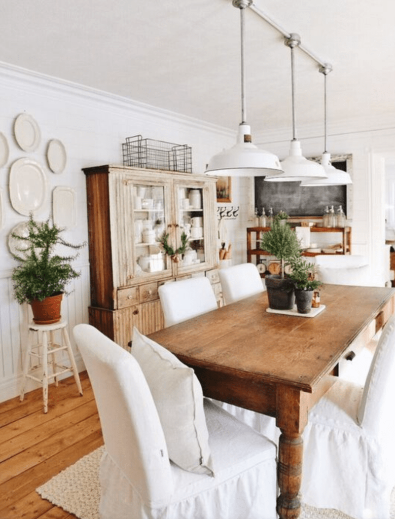 The 15 Most Beautiful Dining Rooms on Pinterest ... on Beautiful Room Decoration  id=15160