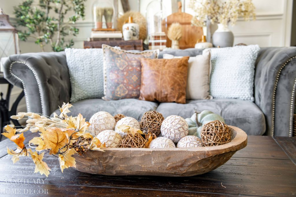 4 simple fall decorating ideas for any