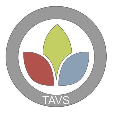 TAVS logo