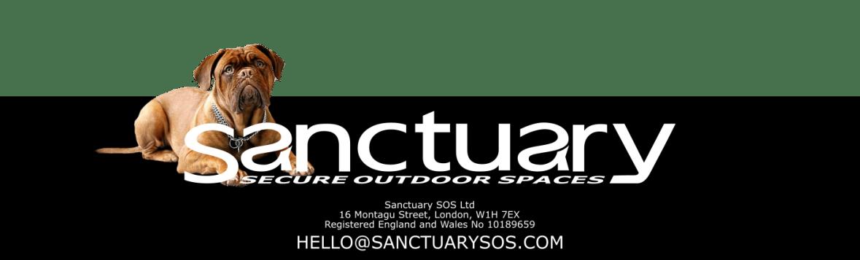 Sanctuary SOS Ltd - Cat and Dog Fencing Specialists Logo