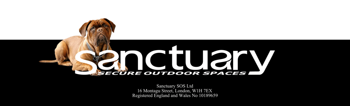 Sanctuary SOS Ltd - Cat and Dog Fencing Specialists Logo