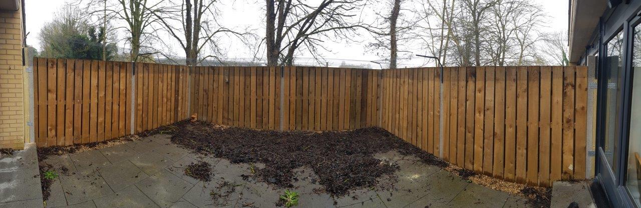 Cat fences - Sanctuary SOS