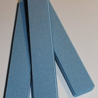 Nail File-Buffer File-Blue