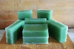 Bath – Aloe Aloe Vera Cream Soap – 118gm – Green Leaf-Ritual Bath Soap