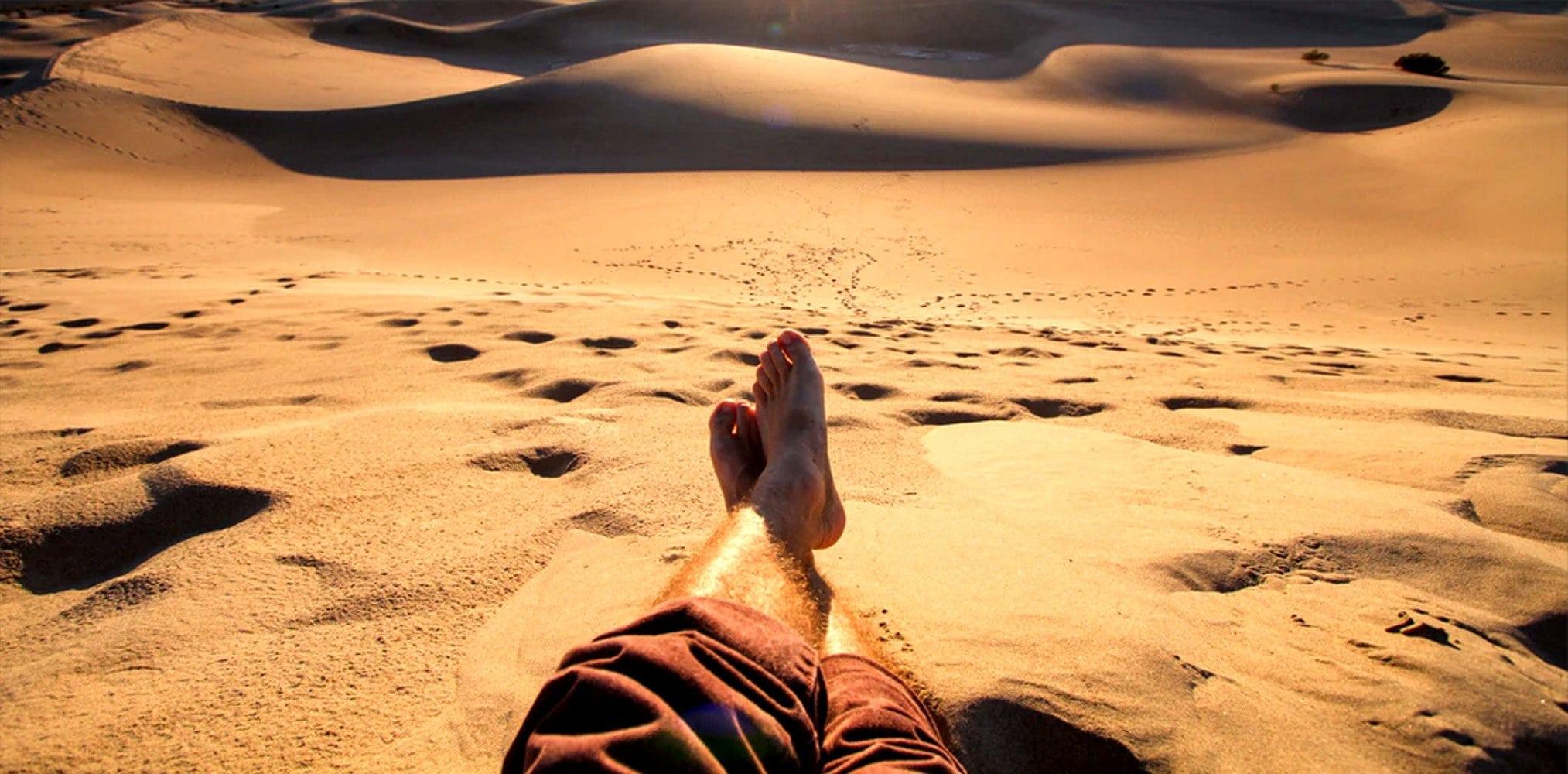Best Barefoot Shoes for Desert Sand Dunes [2020]