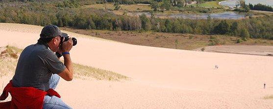 Sand Dunes of Michigan