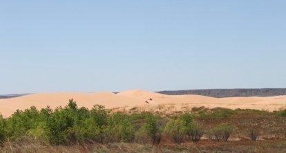 Little Sahara State Park, Oklahoma