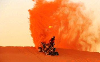 Desert Safari with Dune Bashing in the Dubai Desert