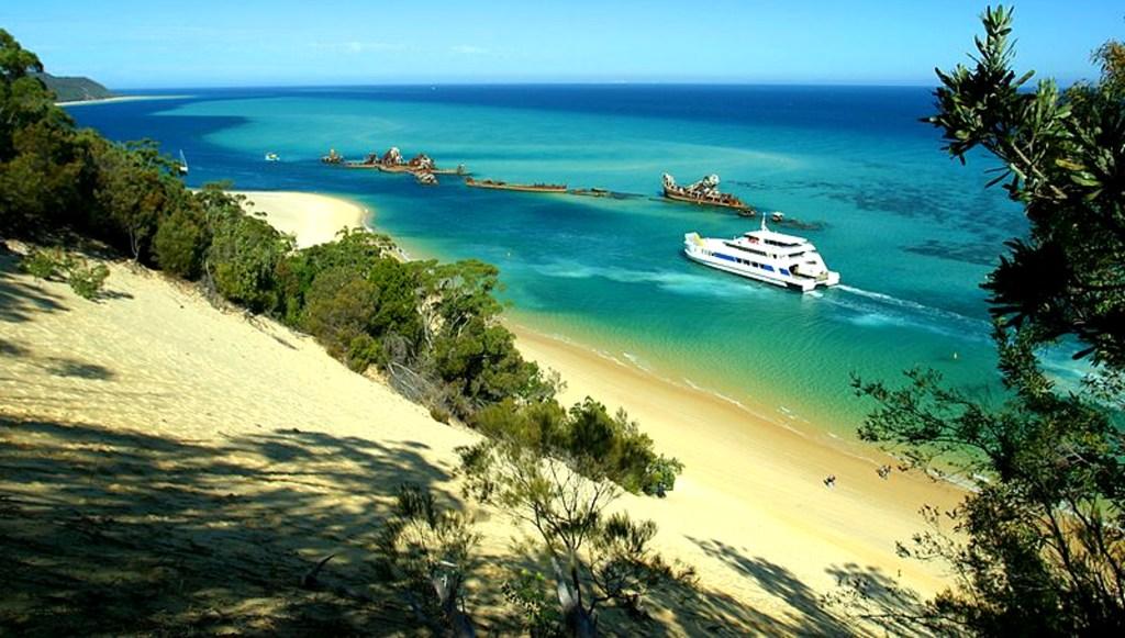 Moreton Island Dunes