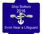 SB 2016 Beach Badge