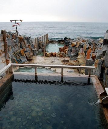 Sakino-yu hot spring