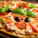Простой рецепт с фото тонкой итальянской пиццы