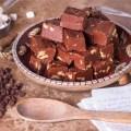 Чайная шоколадная колбаска