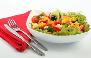 ТОП 8 салатов без майонеза