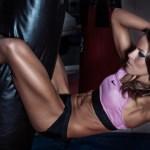 Как «растопить» жир на животе