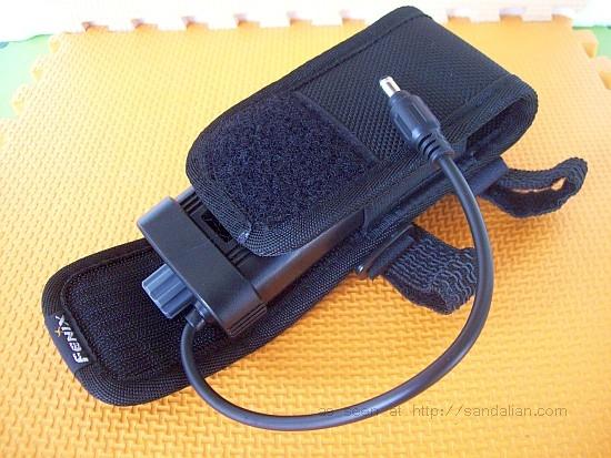 Fenix BT20 battery case