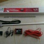 Memasang Antena RadarBox24
