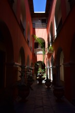 OSJ condo courtyard